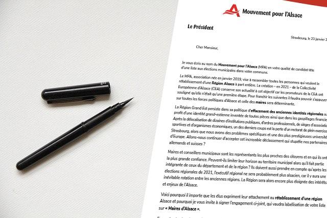 Maires Alsace : Engagez-vous