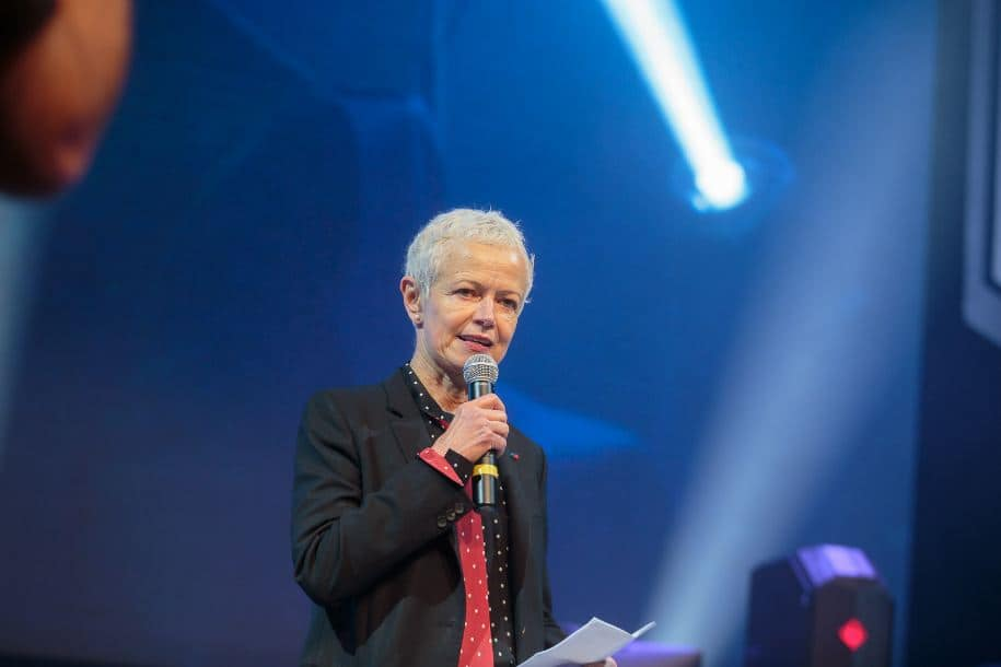 Félicitations à Brigitte Klinkert, notre ministre alsacienne